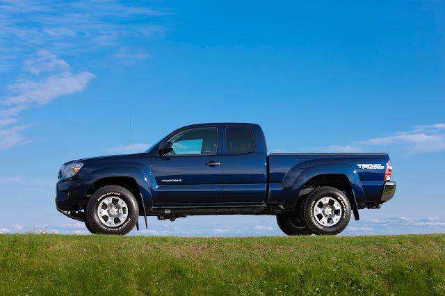 2012 Toyota Tacoma extended cab