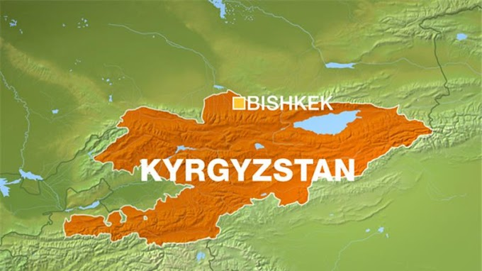 Suicide attack targets Chinese embassy in Kyrgyzstan