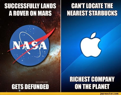 directions to mars funny - photo #2