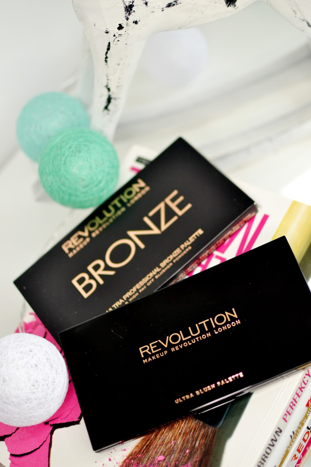 makeup revolution all about bronze
