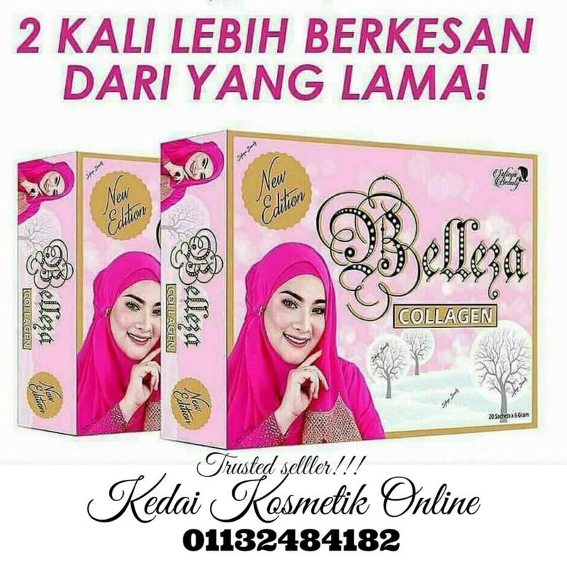 BELLEZA COLLAGEN NEW EDITION