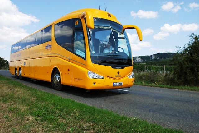 De ônibus de Munique até Hamburgo