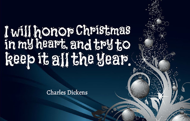 Charles Dickens Quotes from the Christmas Quotes