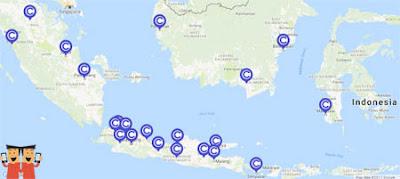 Service Center Coolpad di Indonesia