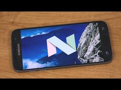 فلاشه G930F ANDRIOD 7.0 _Flash File to G930F Android 7.0 Galaxy S7