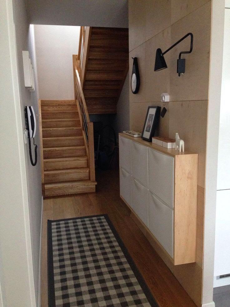 La Buhardilla Decoración, Diseño y Muebles Decora tu recibidor con Ikea Trones