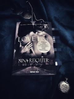 """""""Love line""""- Nina Reichter"""