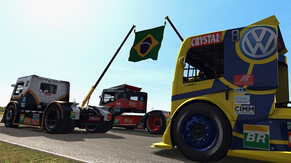 Developed by Reiza Studios for Windows PC Formula Truck Simulator 2013-HI2U