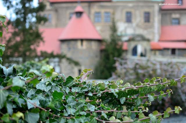 Wspaniały zamek Czocha na Dolnym Śląsku