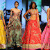 Vibrant Color Lehenga Collection By Anushree Reddy - Lakme Fashion Week 2016