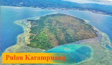 Pulau Karampuang Mamuju