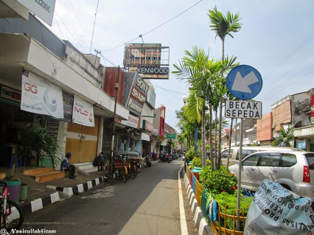 Jalan disepanjang Pecinan, Jepara