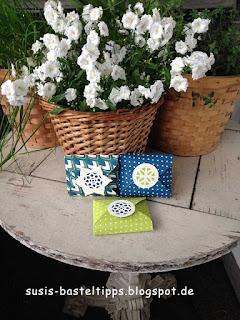 verpackung mit envelope punch board und designerpapier orientpalast von stampin up