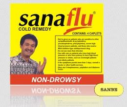 Harga Sanaflu Obat Gejala Penyakit Flu Terbaru 2017