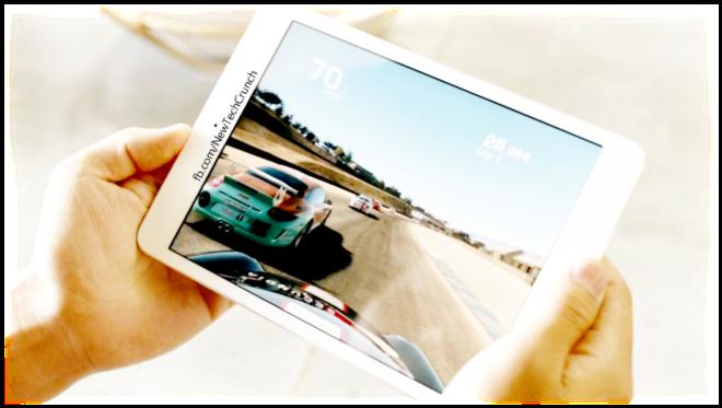 iPad mini new games