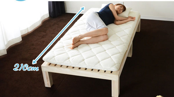 Giường ngủ đơn đa năng bằng gỗ cao cấp