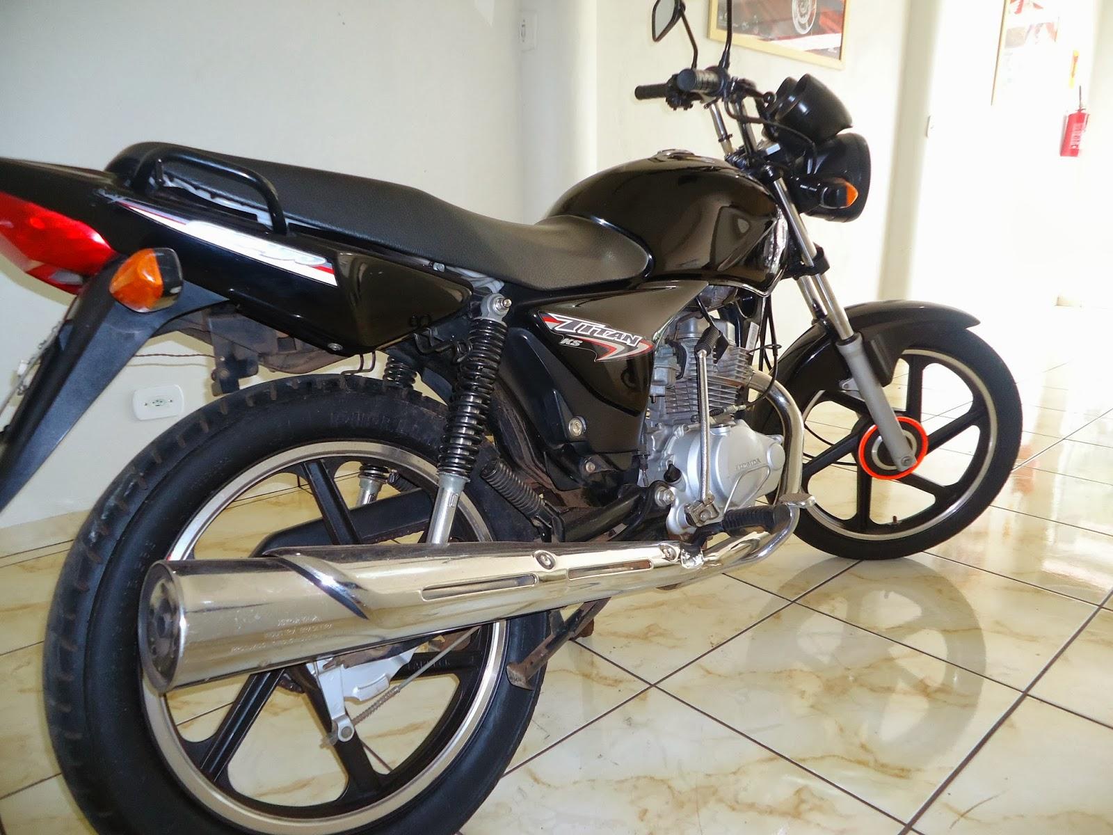 Honda Cg 150 Titan 0km Ahora12/18 Centro Motos - $ 160