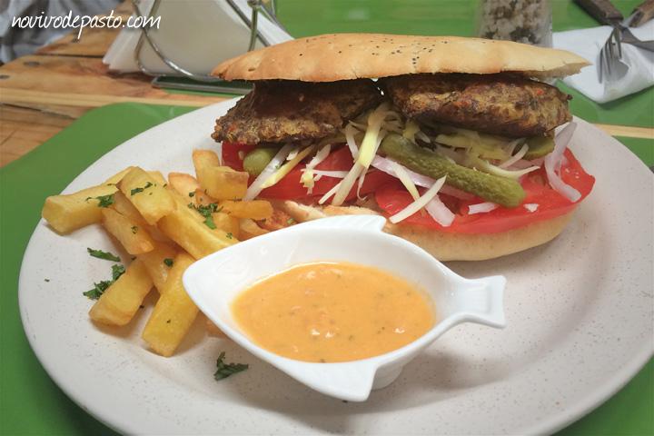 Go Vegan: más comida en el persa Bío-Bío - No vivo de pasto