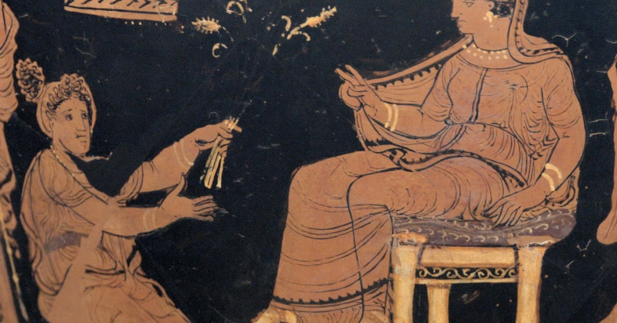 The Most Popular Of The Ancient Mystery Religion Cults—Demeter and Kore in Eleusis