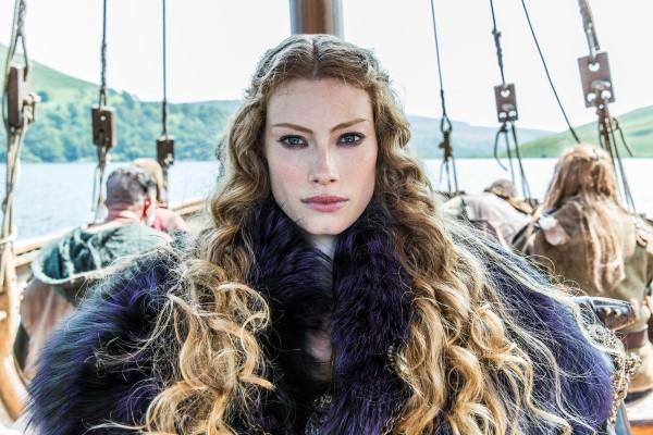 Aslaug de Vikingos: ¿Odio merecido o machismo latente?
