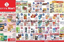 Katalog Promo Lottemart Weekend Terbaru 14 - 20 November 2018