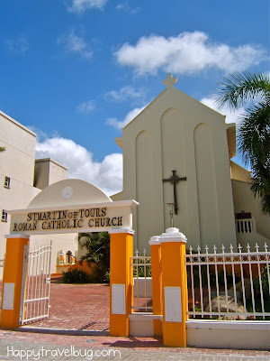 Church in Philipsburg, St. Maarten