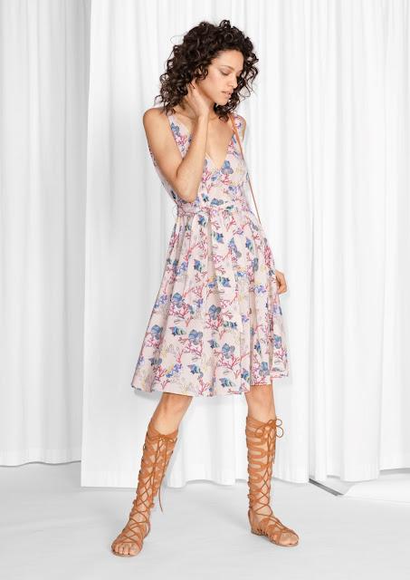 sealife dress, ocean dress,