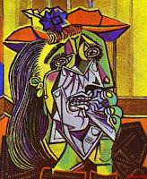 Exposition Picasso Mania Grand Palais La femme qui pleure - Pablo Picasso