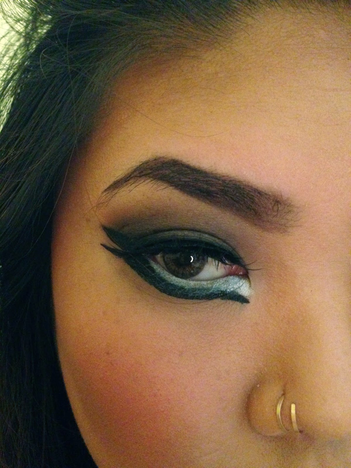 Adore delano makeup