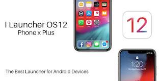 Cara Mengubah Tampilan Android Menjadi Seperti iPhone iOS 12 Dengan Mudah