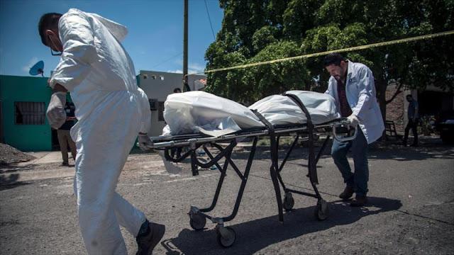México registra nuevo récord: Unos 2600 homicidios en mes de julio