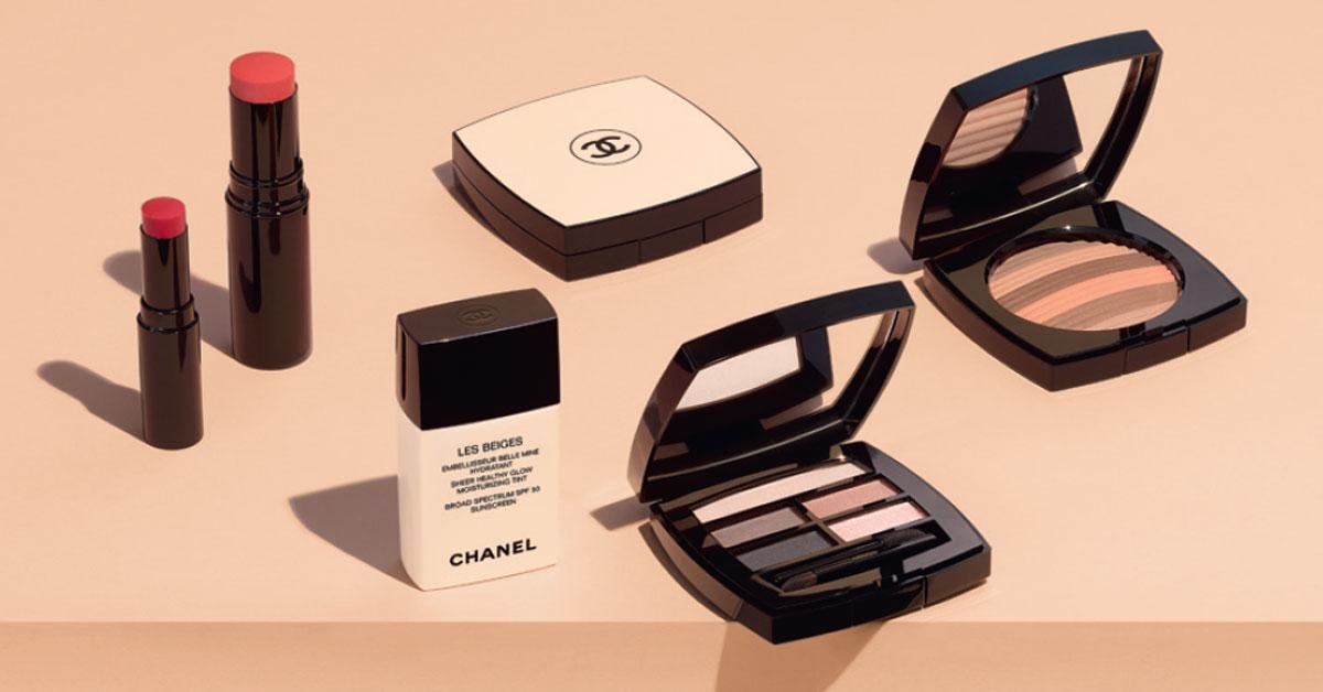 Chanel-Les-Beiges-2018-Collezione-Estate