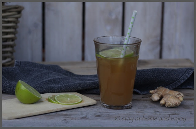 Ginger Beer - stay at home and enjoy