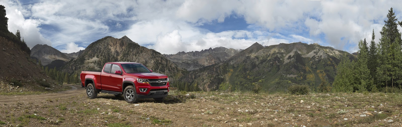 Chevy Styles Up 2015 Colorado With New Z71 Trail Boss