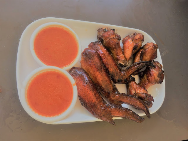 East coast lagoon food village: chicken wings