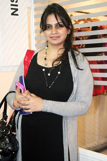 Lakme 2011 Fashion Week