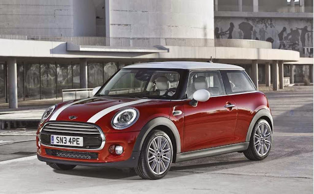 All-New MINI Cooper 2014 Indonesia