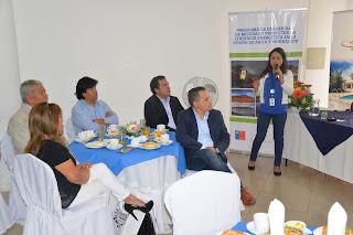 Presidenta Consejo Regional Arica y Parinacota destacó trabajo con seremi de energía para instalación de luminarias