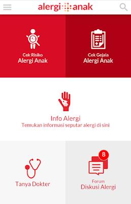 Nutritalk alergi pada anak