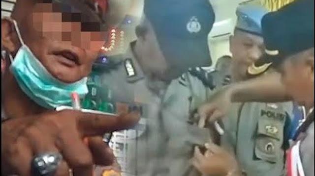 Viral usai Palak Pengendara Rp26 Ribu, Video Ini Tunjukkan Nasib sang Polisi di Medan