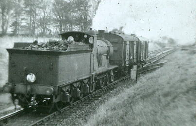 30726 at Fort Brockhurst 1955