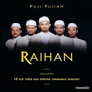 Full Album Raihan Vol. 01 Puji pujian
