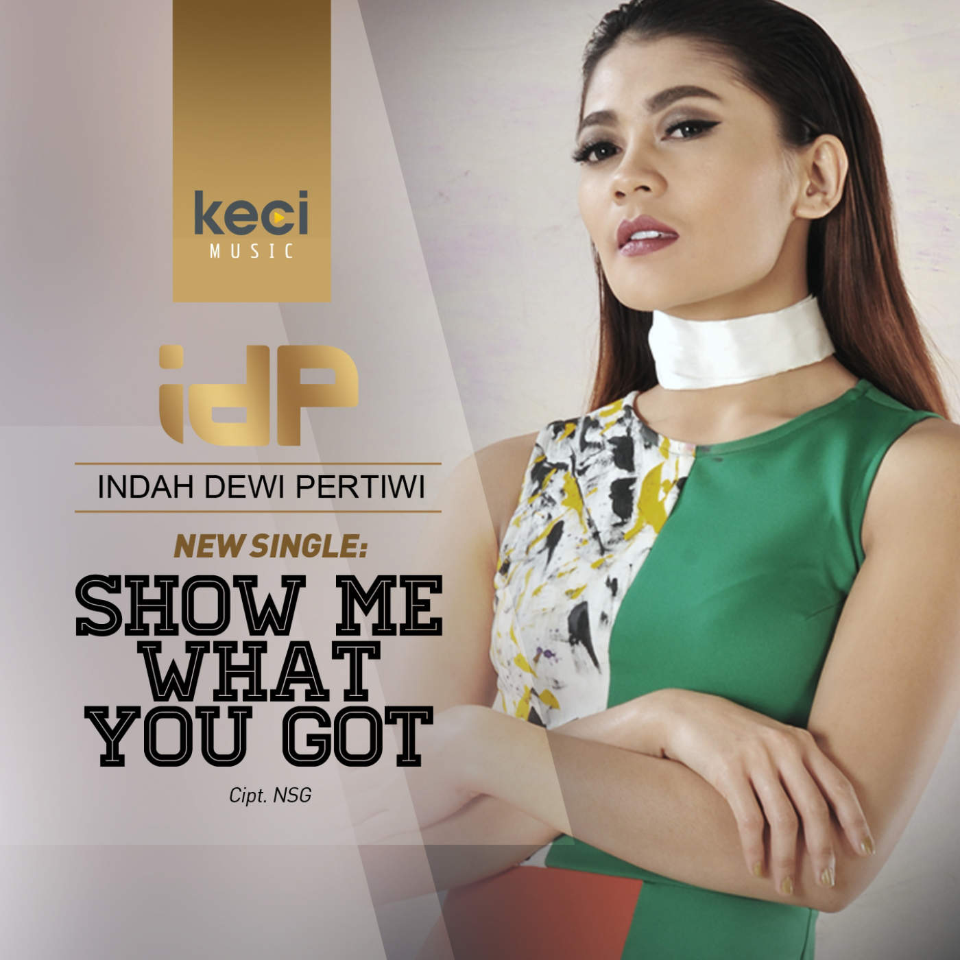 Caffein Hidupku Kan Damaikan Hatimu Indah Dewi Pertiwi Show Me What You Got Single Itunes