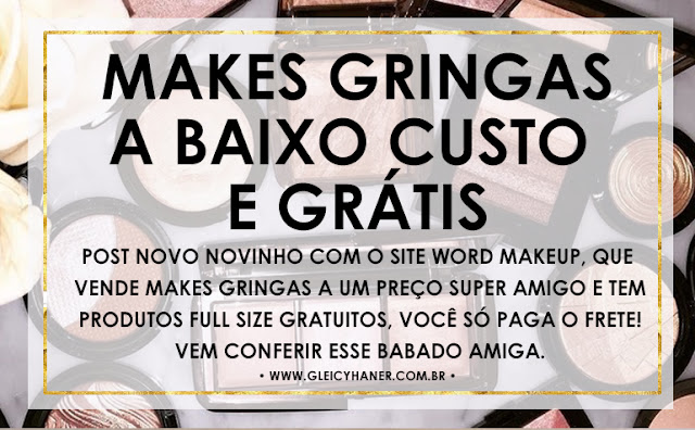 Comprar makes gringas baratas