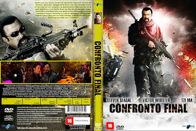 Filme Confronto Final (A Good Man) DVD Capa