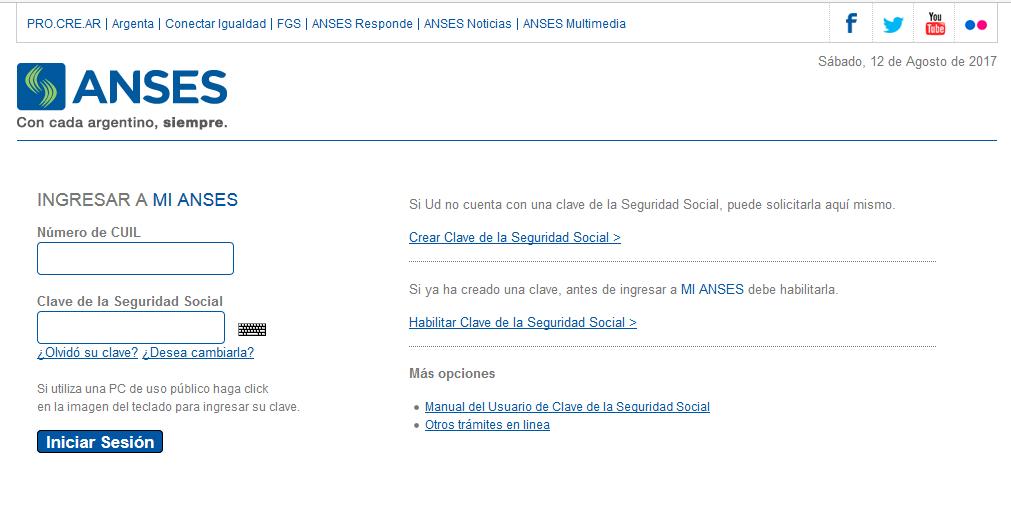 argenta%2Binternet Creditos Anses