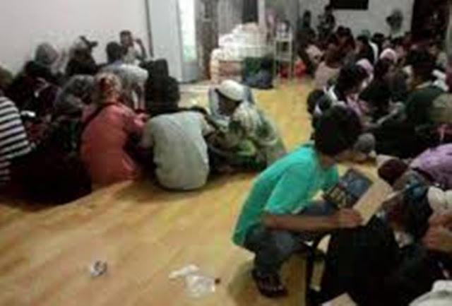 Polresta Barelang Grebek Tempat Penampungan TKI Ilegal Di Batam