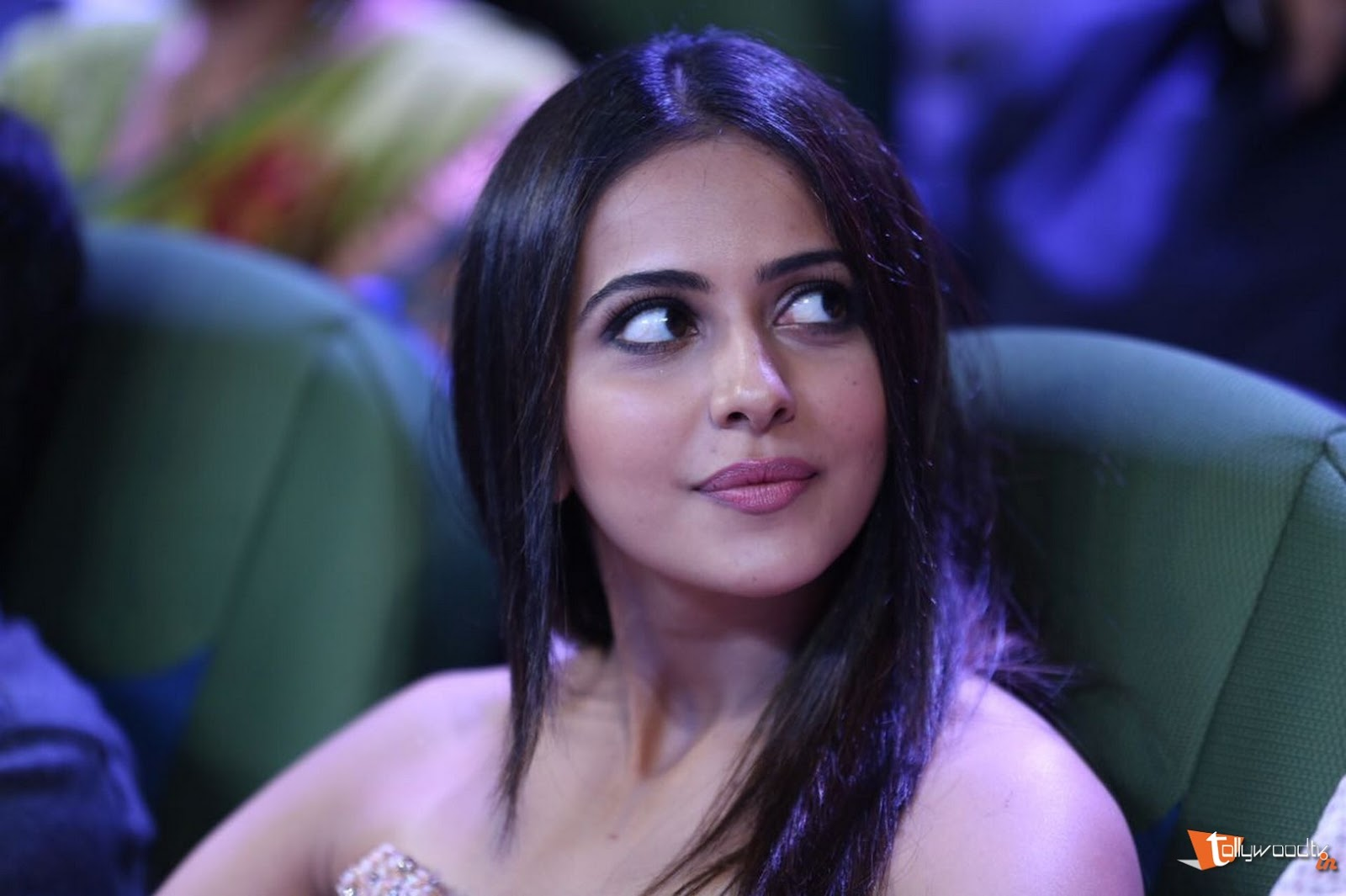 Rakul at Spyder Audio Launch-HQ-Photo-4