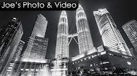 Exploring Lightroom Retouching Techniques - Ep #5 - Black & White Night Cityscape