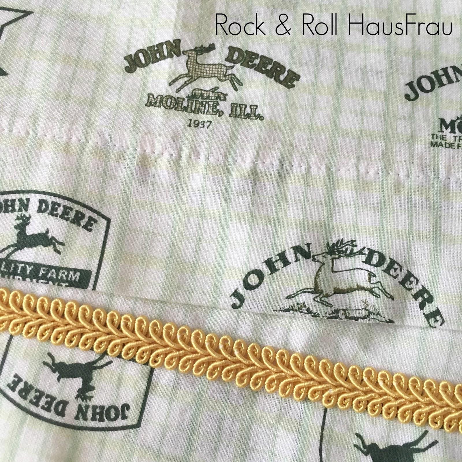 john deere sengetøj Rock & Roll HausFrau: No1 Dragør #2: John Deere john deere sengetøj